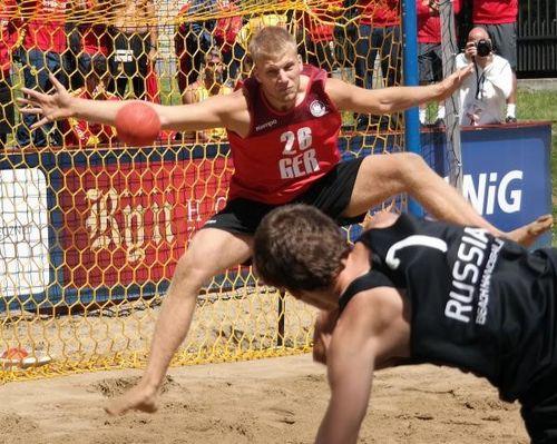 Sieben Baden-Württemberger bei den Beachhandball Europameisterschaften in Polen
