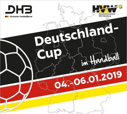 Spielplan für den Deutschland-Cup der weiblichen Jugend der Jahrgänge 2003 und jünger steht