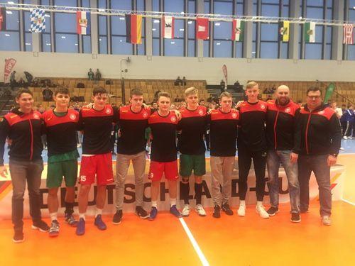Nico Schöttle (SG Pforzheim/Eutingen) steht im Allstar-Team des Deutschland-Cups